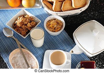 Breakfast - Healthy breakfast