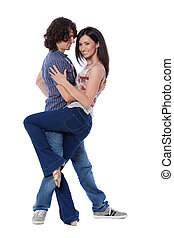 West Coast Swing Dance - Social dance West Coast Swing...