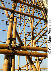 Bamboo scaffolding - Construction of Bamboo Scaffolds, which...