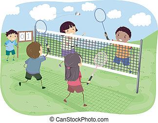 Badminton Park
