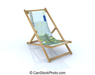 holz buero stuhl 100 euro banknote. Black Bedroom Furniture Sets. Home Design Ideas