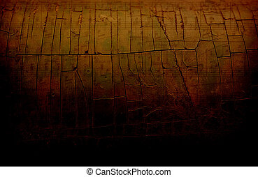 dark vintage cracked texture
