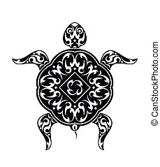 Tattoo Turtle Design