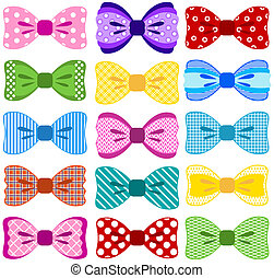Bright bow collection