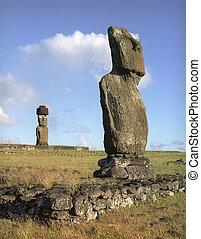 religione, scultura, pasqua, isola