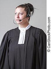 Judicial help line