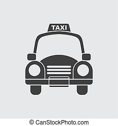 taxi icon design , vector illustration