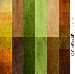 Earthy background with color scheme style and design element...