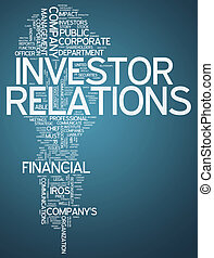 Word Cloud Investor Relations - Word Cloud with Investor...