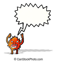 magical imp cartoon