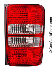 car tail light - car tail navigation light