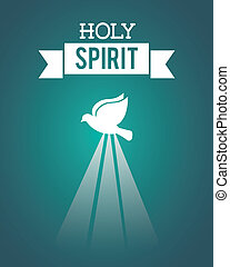 holy spirit design , vector illustration