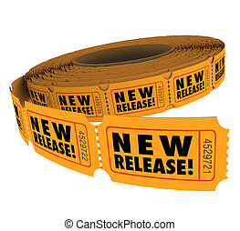 New Release Product Tickets Debut Premiere Passes - New...