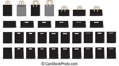 paper bags style - paper bags