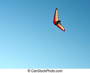 motor hang-glider