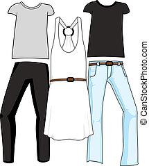 Fashion Basics Set