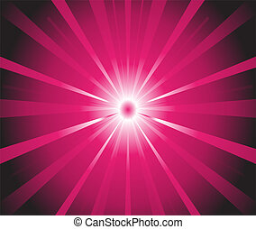 A Purple color design with a burst vector