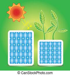 solar panel icon,solar cell vector icon