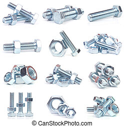 Steel bolts