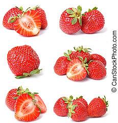fragola, frutta