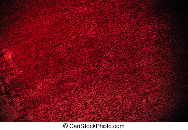 grunge red fabric texture