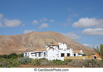 Rural villa on Canary Island Fuerteventura, Spain