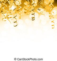 gyllene, helgdag, bakgrund