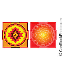 Shree Yantra: Shree = Wealth, Yantra = Instrument It Is The...