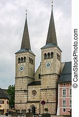 Stiftskirche (Abbey Church), Berchtesgaden - Stiftskirche...