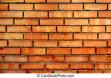 Vintage texture Red brick wall for design