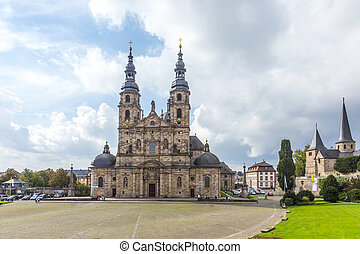The Dome of Fulda  - the Cathedral in Fulda, Germany