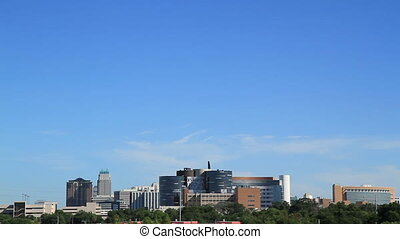 Orlando FL City Skyline Shot One