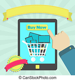 Buy electronic equipment - Buy shopping cart full of...
