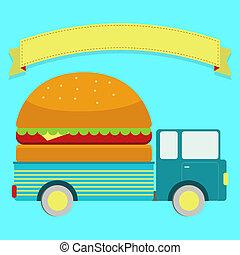 Sandwich truck