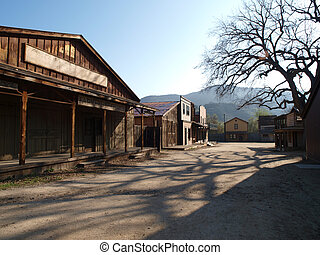 Old Movie Ranch - Historic Paramount Ranch, now part of...