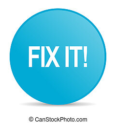 fix it internet icon