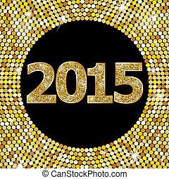Feliz, Novo, ano, 2015