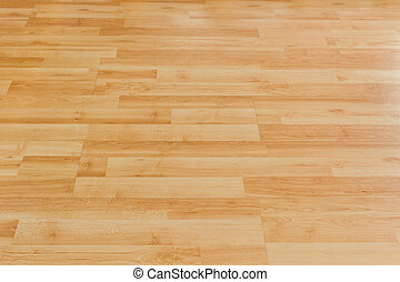 Wood board ,Brown oak parquet pattern.