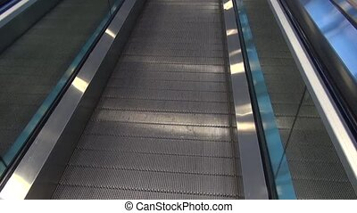 Escalator, Automatic Stairs