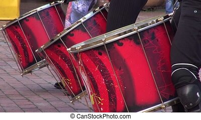 Drums, Percussion, Musical Instruments