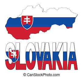 Slovakia map Vector Clipart Illustrations. 634 Slovakia ...