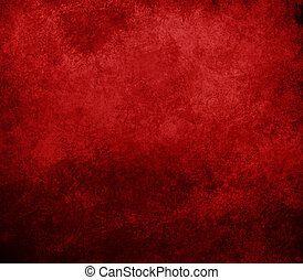 abstract red background or Christmas background with bright...