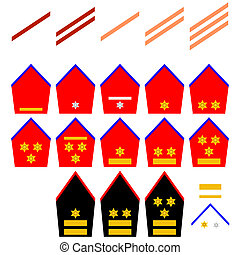 Insignia of the Belgian Royal Army