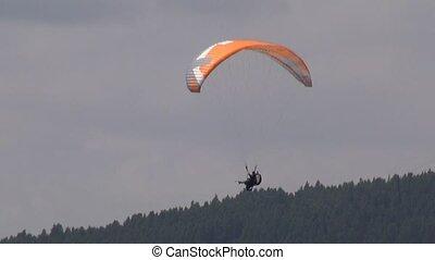 Parasailing, Paragliding, Skydiving