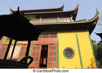 Lingyin Temple, Hangzhou, Shandong Province,CHINA