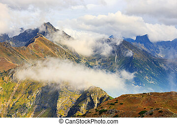 Red Peaks, Tatra Mountains, Poland