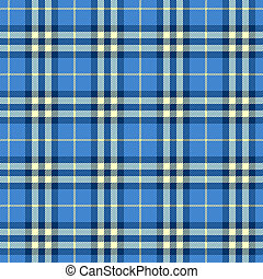 checkered table cloths pattern - endless