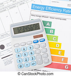 Calculato above utility bill and energy efficiency chart - 1...