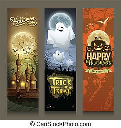 Halloween day collections banner