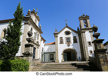 Museu dos Terceiros in Ponte de Lima, a town in the Northern...